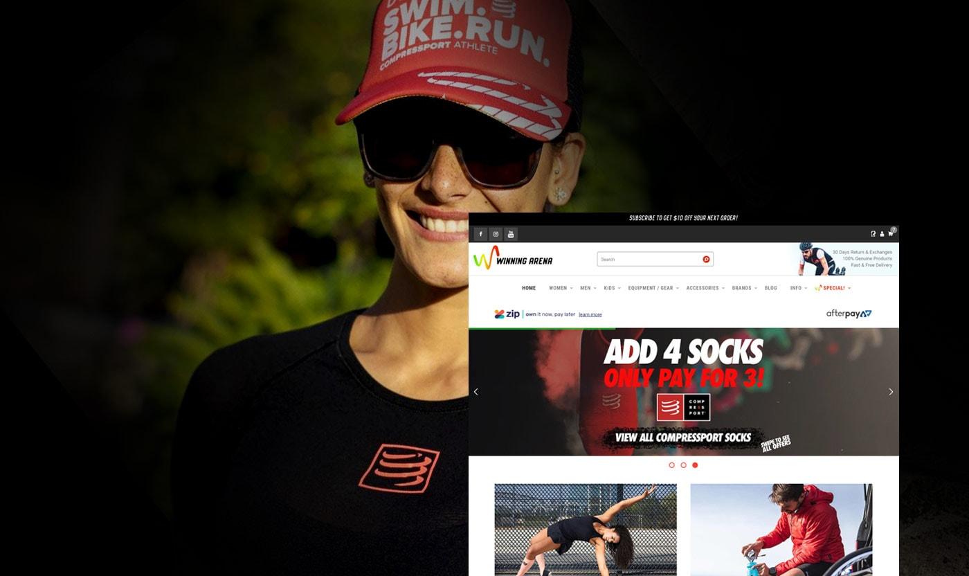 Sports Brand Marketing Agency Sydney